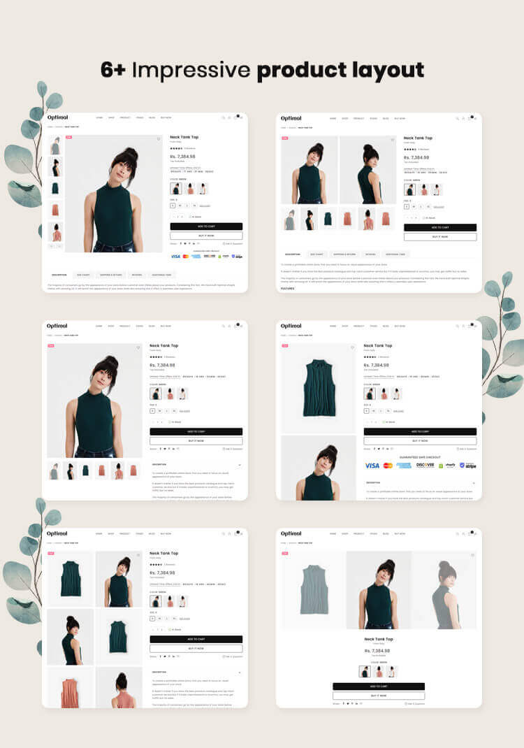 Optimal Multipurpose Shopify Theme - 13