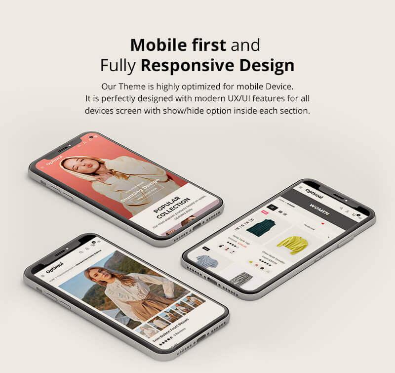 Optimal Multipurpose Shopify Theme - 7
