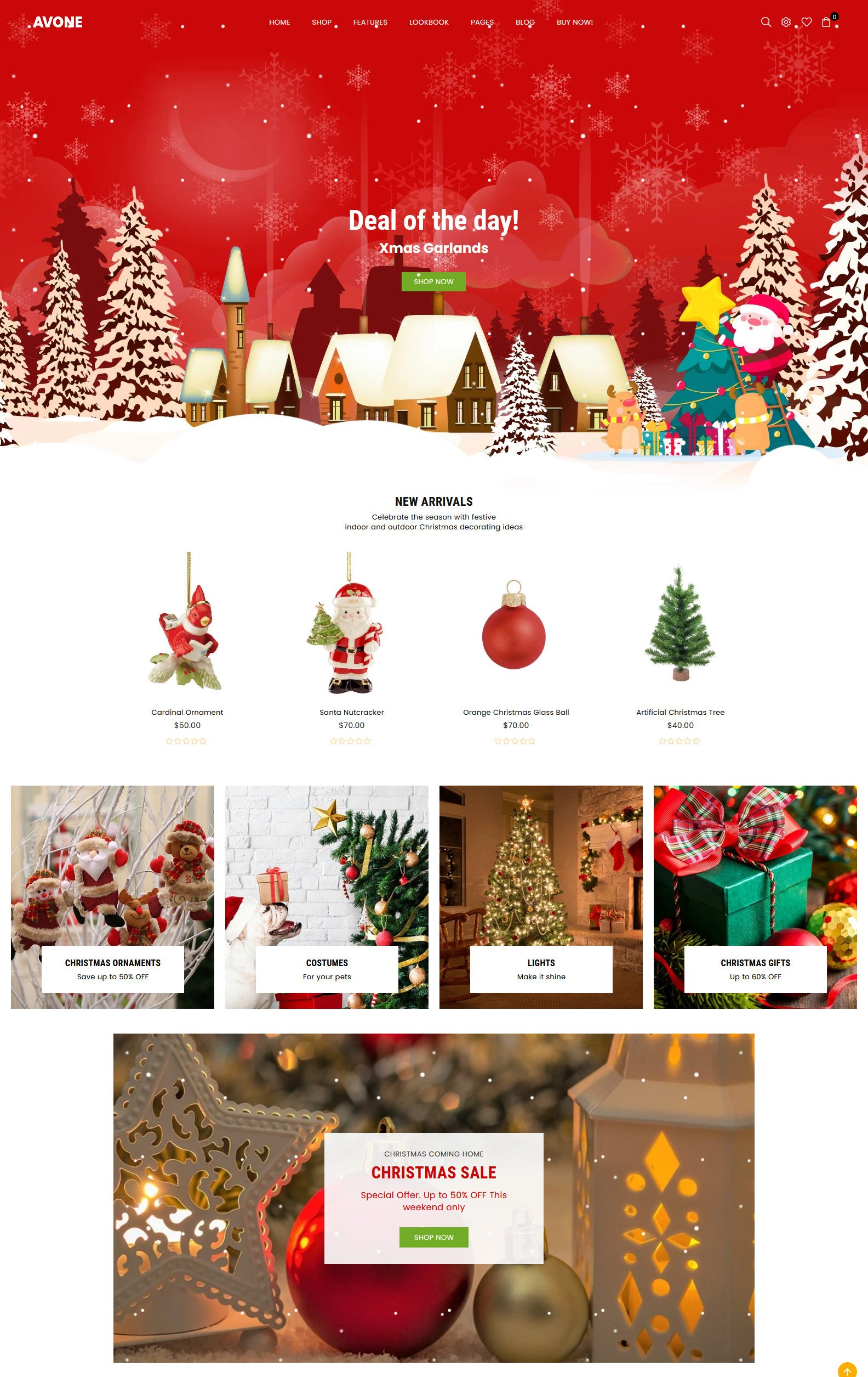 Avone - Multipurpose Shopify Theme - 2